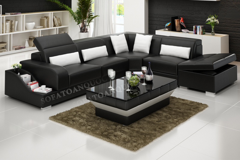 Sofa da đẹp