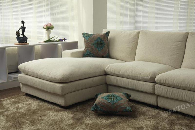 Ghế sofa vải mã 14-3