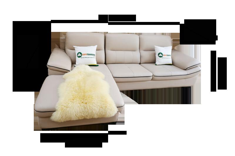 Kích thước sofa góc nhỏ cho phòng khách