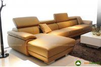 Khẳng định đẳng cấp của gia chủ khi mua sofa da