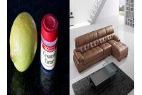 Bí quyết làm sạch ghế sofa da bị bám bẩn
