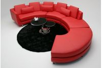 Nên mua ghế sofa da màu gì thì ít bị bám bẩn?