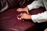 Dịch vụ làm sạch ghế sofa da uy tín ở Hà Nội
