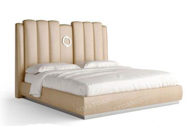 giường ngủ bọc vải mã 09