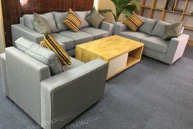 Ghế sofa vải mã 13