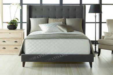 Giường ngủ bọc vải mã 18