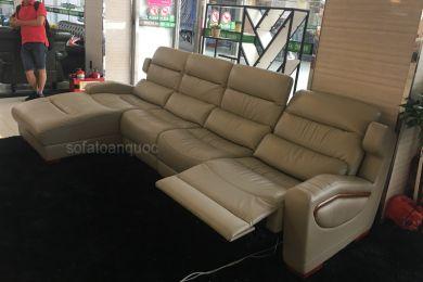 ghế sofa da mã 157