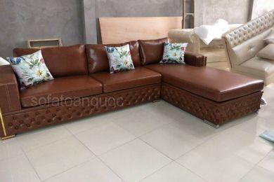 Ghế Sofa Da Mã 166