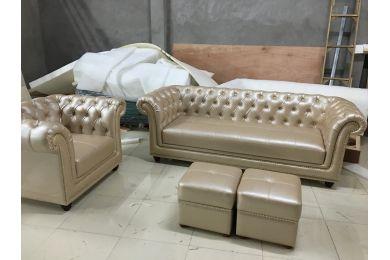 Ghế Sofa Da Mã 168