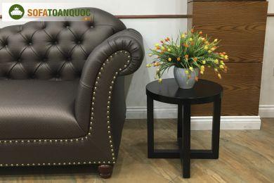 táp sofa phong cách để lọ hoa mã 02