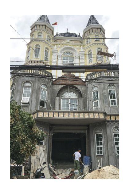 Anh Thế - Lâu Đài Thị trấn Đồi Ngô - Lục Nam - Bắc Giang