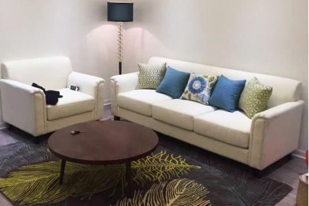 Ghế sofa vải mã 03