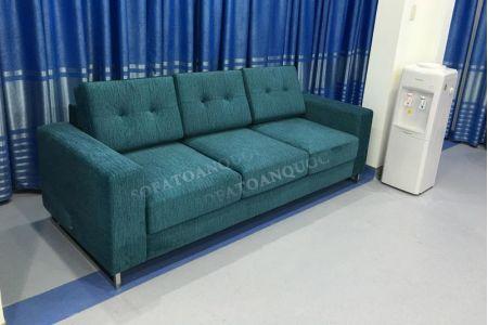 Mẫu ghế sofa văng văn phòng nhỏ mã 01