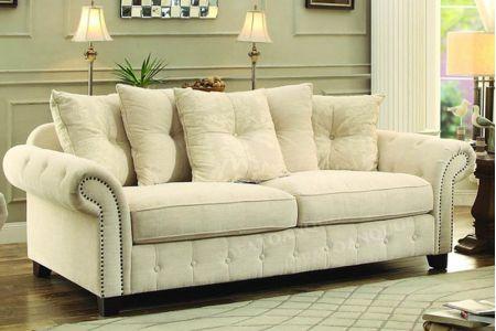 mẫu bộ ghế sofa văng nỉ mã 55