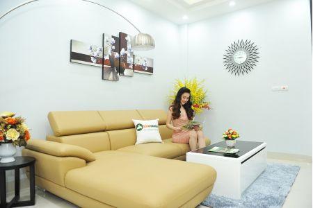 Sofa da mã TN-02P