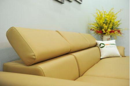 ghế sofa da  mã sd-02p-10