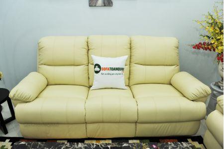 Bộ bàn ghế sofa da bò tót nhập khẩu mã tq06-8