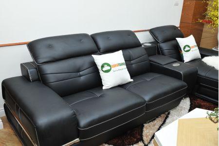 ghế sofa da nhập khẩu mã sdn03t-15