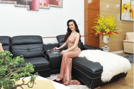 ghế sofa da nhập khẩu mã sdn03t-7