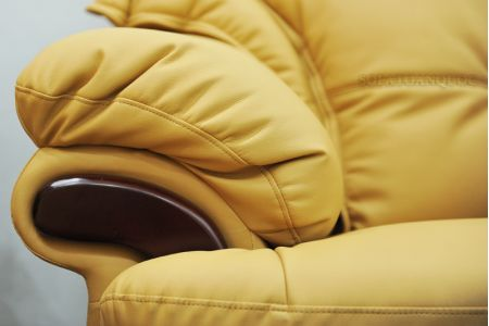 ghế sofa da nhập khẩu sdn13