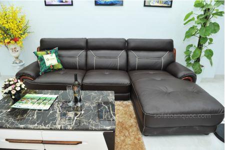 ghế sofa da nhập khẩu sdn011t-10