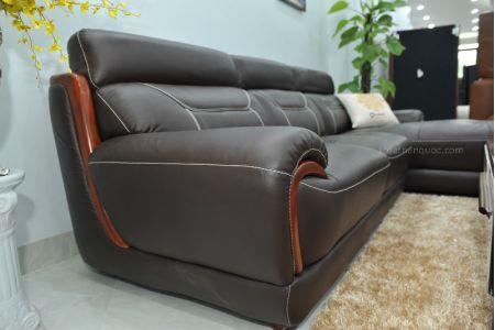 ghế sofa da nhập khẩu sdn011t-11