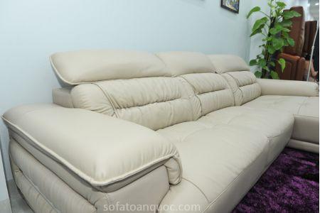 ghế sofa da nhập khẩu sdn12t-11