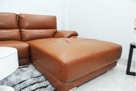ghế sofa da nhập khẩu sdn14t-12