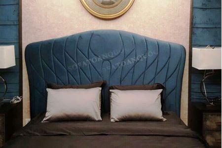 giường ngủ bọc vải mã 47-3