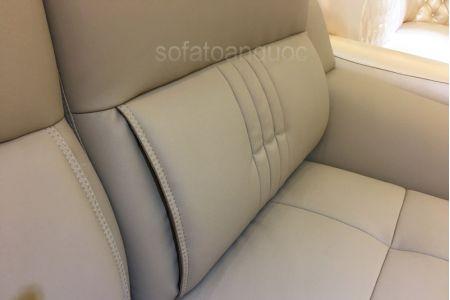 ghế sofa da mã 163-10