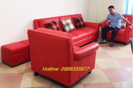 Ghế sofa da mã 01-5