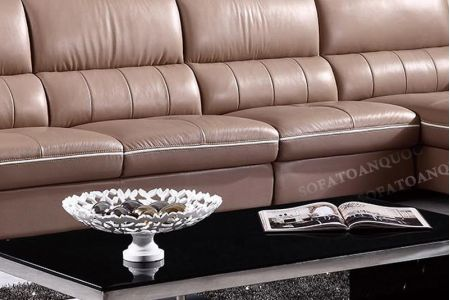 Ghế sofa da mã 06-3
