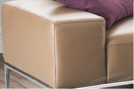 Ghế sofa da mã 66-3