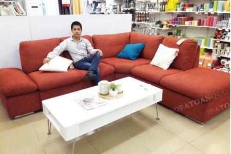 ghế sofa vải mã 01-4