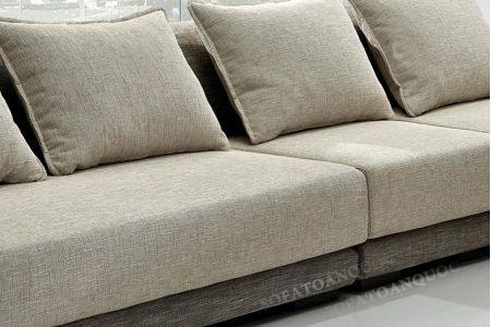 ghế sofa vải mã 08-3