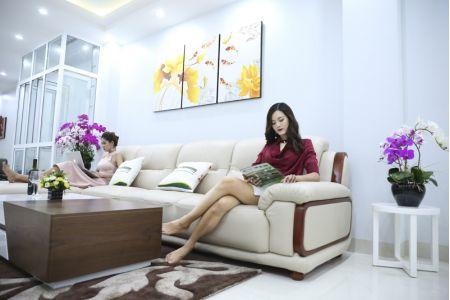 Bộ bàn ghế sofa da đẹp cao cấp nhập khẩu mã sdn-20p-3