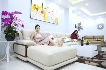 Bộ bàn ghế sofa da đẹp cao cấp nhập khẩu mã sdn-20p-4