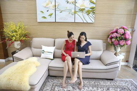 Bộ ghế sofa da mã sdn29p-4