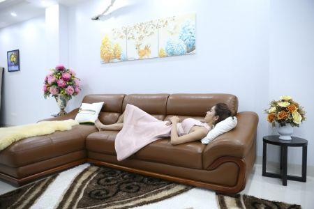 bộ ghế sofa da cao cấp nhập khẩu mã sdn19p-4