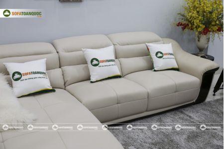 Ghế sofa da mã sdn17p-10