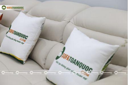 Ghế sofa da mã sdn17p-11