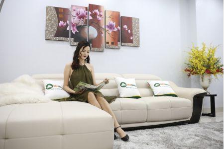 Ghế sofa da mã sdn17p-4