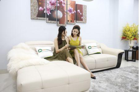 Ghế sofa da mã sdn17p-5