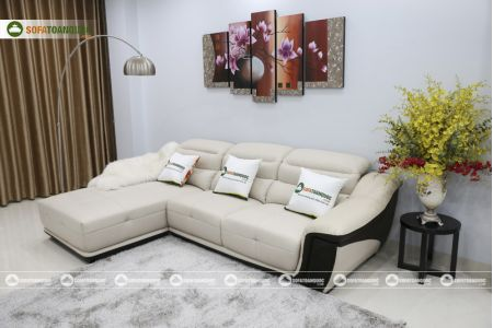Ghế sofa da mã sdn17p-7