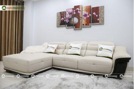 Ghế sofa da mã sdn17p-8