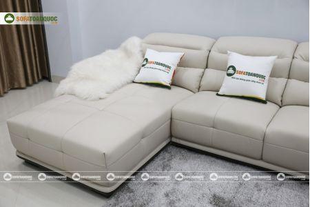 Ghế sofa da mã sdn17p-9