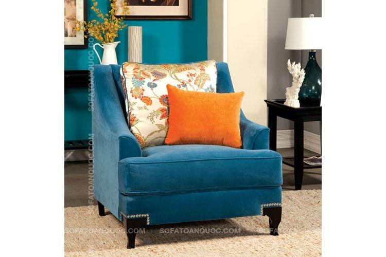 Sofa vải đẳng cấp cho phòng khách