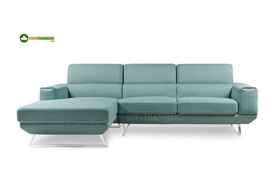 ghế sofa góc vải đẹp
