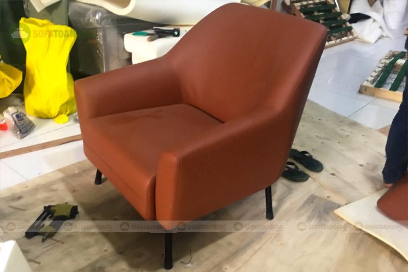 ghế sofa đơn dạng nhỏ