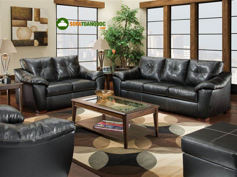 bộ ghế sofa 3 món 1-2-3